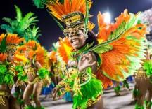 Тропічний карнавал в Ріо де Жанейро!