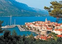 Адріатичне море в Хорватії у серпні!
