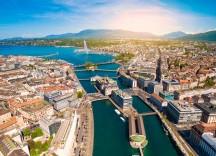 """Новий цікавий тур """"За горизонтом Альп: Цюрих, Ліон, Женева"""""""
