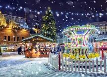Різдвяні ярмарки Європи