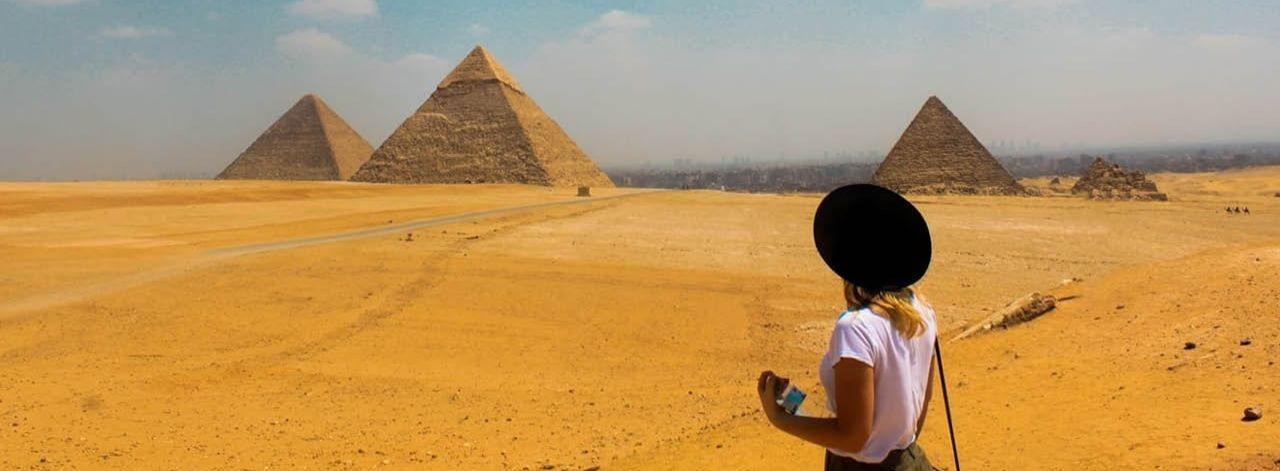 Єгипет - тут завжди літо! Тури зі Львова - від 376 $